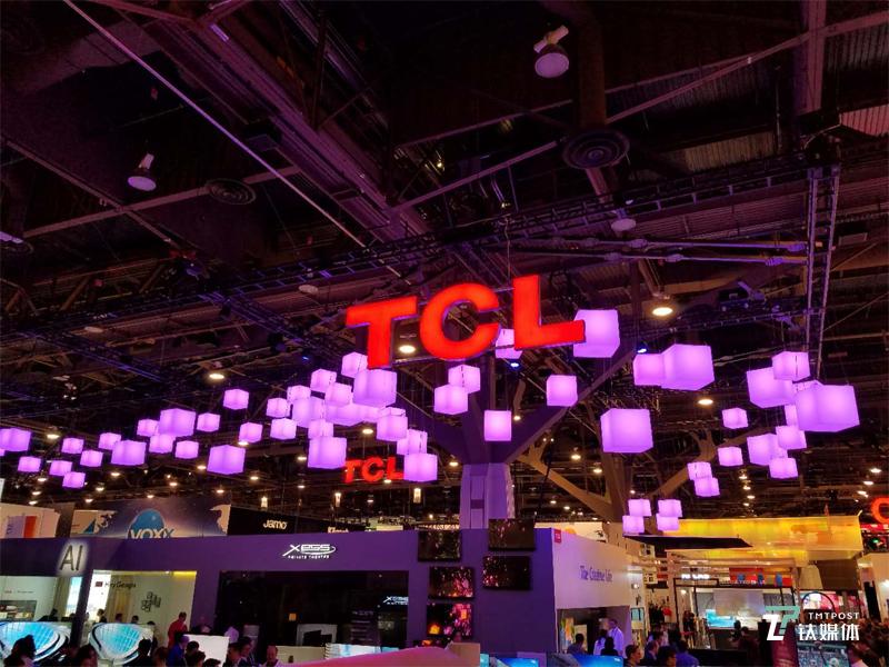 TCL携旗下X/C/P三大系列多款产品亮相,包括新品X5、C6、P5