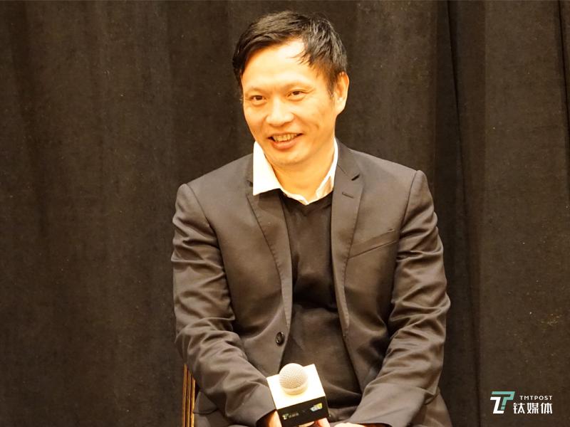 迅雷集团CEO & 网心科技CEO 陈磊#钛媒体2018 CES中国创新之夜#
