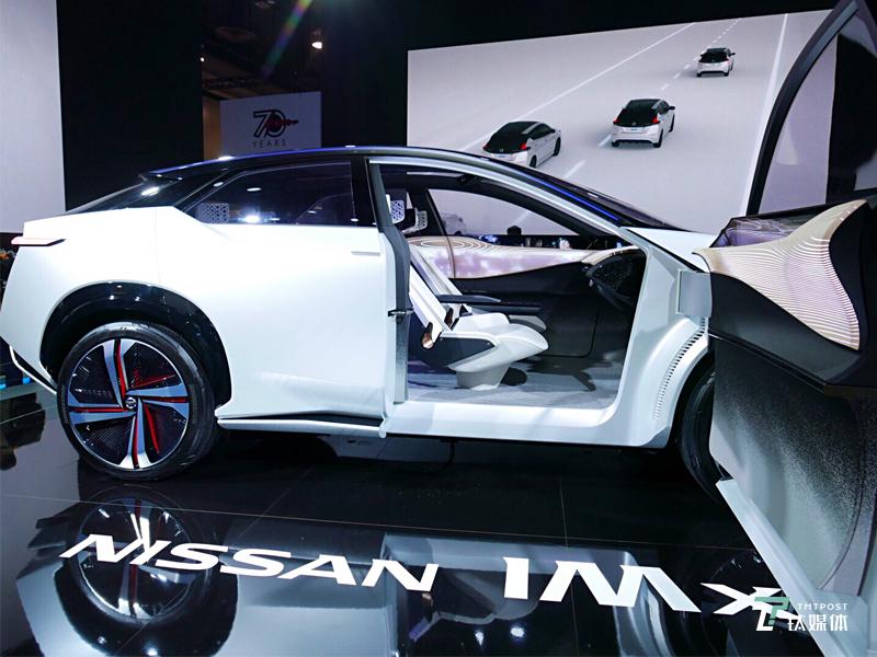 日产IMx概念车首次亮相,配备强劲电机驱动系统,扭矩超越GT-R